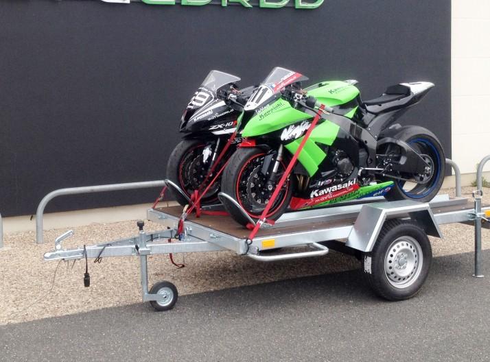 version Porte moto
