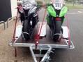 version Porte moto - gamme gois - sorel