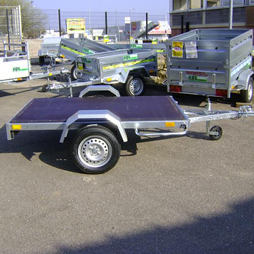 bagagère rustique R200