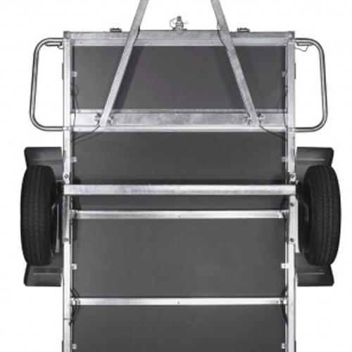 bagagère rustique R250